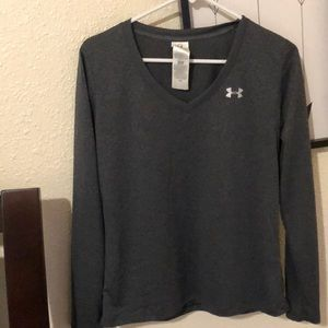 Small long sleeve under armour shirt